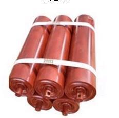 Buy cheap Mining Belt Conveyor Roller, Troughed Belt Conveyor Idler Standard Crusher Spare Parts OEM / ODM product