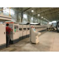 Buy cheap 50Hz Corrugated Paperboard Production Line , Fully Automatic Corrugated Box Making Machine product