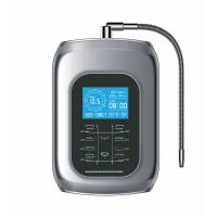 Buy cheap 2017 alkaline water ionizer with 9999liter inner filter with touch control with voice and 100% kangen water outlet product