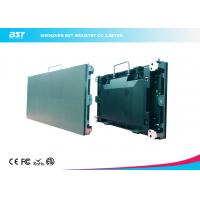 Buy cheap P2.5 indoor advertising LED Display, HD Flexible LED Video Display 480 x 480mm Cabinet Size product