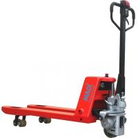 Buy cheap DF25 Load Capacity 2.5 Ton Hand Manual Pallet Truck OEM Offered product