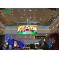 Buy cheap Small pitch 2.5mm indoor full color suspension or wall mounting led display from wholesalers