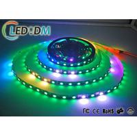 Buy cheap Addressable Flexible LED Strip Lights WS2813 30 LEDs/M 5V Breakpoint Transmissio from wholesalers