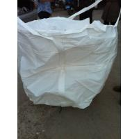 Buy cheap Cone Bottle Reusable Big Bag Container , Side Discharge PP Woven Jumbo Bag product