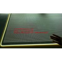 China Ultra thin LED Light Source Acrylic Sheet CNC Cutter Groove Engraving Machine on sale