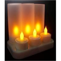 China led tealight candles on sale