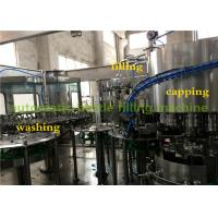 Buy cheap Coke Cola / Carbonated Beverage Bottling Machine For CSD Drink Filling Line 6.57kw from wholesalers
