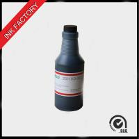 Buy cheap 473ml Black Dye CIJ Ink Citronix Continuous Inkjet Equipment 300-1001-001 product