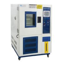 Buy cheap 150L Steel Programmable Environmental Conditions Climatic Test Chamber product