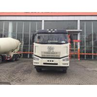 Buy cheap FAW 6X4 mixer 12 cubic meters capacity low noise efficient truck from wholesalers