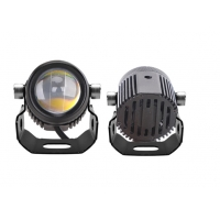 Buy cheap IP67 3000k 6000k Mini Driving Lights For Motorcycles product