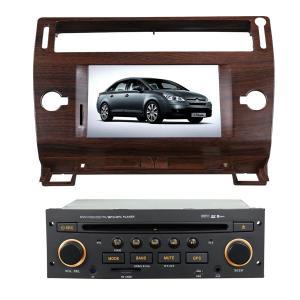 シトロエンC4 /C-TRIUMPH/C-QUATREの自動車DVDプレイヤー/車DVD GPS Navi CTR-7710GD