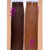 Buy cheap 100% Remy Hair Taped Hair Extension product