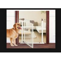 Buy cheap High Grade Expandable Safety Gate For Kids With Double Locking Device product