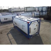 Buy cheap 26000L ISO Tank Container 4 Bar Working Pressure 6 Bar Testing Pressure from wholesalers