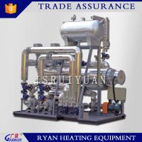 Buy cheap electric industrial carbon steel thermal oil heater design product