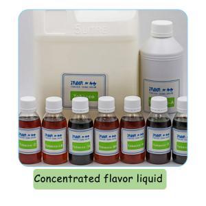 Buy cheap Pg Vg Based E Cigarette Liquid Flavors CAS 58543-16-1 Fruit Juice Concentrates product
