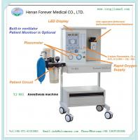 Quality Touch Screen Anesthesia Machine Standard Model Anesthesia Machine for sale