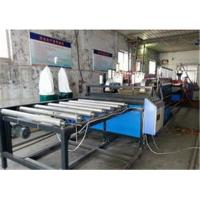 Buy cheap PVC PP PE Foam Board Plastic Extrusion Machine For Furniture product