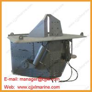 Buy cheap Hydraulic Triplex Type Marine Shark Jaw product