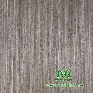 Buy cheap Sliver Walnut Engineered Veneer , Walnut Veneer for MDF product