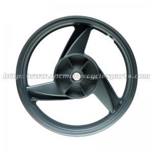 China Black Custom Motorcycle Wheels For Kawasaki ER5 All Years 3.5 X 17 on sale