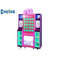 Buy cheap Shopping Mall  Lipstick Vending Machine , Fragrance Vending Machine Arcade Game product
