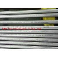 Buy cheap Annealed Stainless Steel Welded Pipe ASTM A312 A213 A269 DIN 17458 JIS G3463 from wholesalers