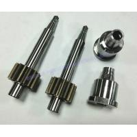 Buy cheap S136 Material Plastic Mould Components Threaded Core Rod / Plug Set With 48 - 50 HRC product
