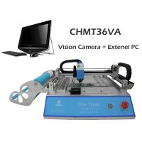 Buy cheap Vision system + Externel PC with Windows7 CHMT36VA SMT Desktop Pick And Place Machine from wholesalers