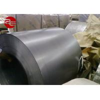 Building Materials Cold Rolled Steel With Oiled / Chromated Surface Tratement