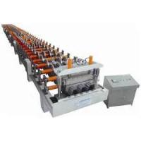 China High efficiency commercial cold steel roll forming machine with chrome plated rollers on sale