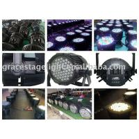 54pcs* 1w or 3w led high power outdoor par can( GL-045)