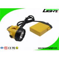 Buy cheap 25000lux high beam corded caplamp Anti-explosive IP68 water-proof head light product