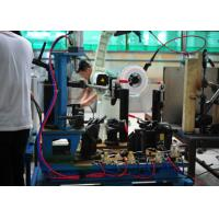 Buy cheap 350A 500A Robotic Welding Systems For Metal Chair Desk Legs 6.5'' Color LED Screen product