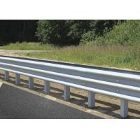 Buy cheap Galvanized Steel Guardrail Cattle Fence Rust Proof For Car Protection product