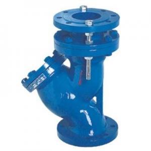 ウエファーのための延長管が付いている延性がある鉄 GGG40 の調節可能な水道メーターのこし器