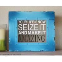 Positive Quote Sign Inspirational Wall Sign Sayings On