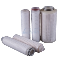 Buy cheap Nylon Membrane 226 222 Adapter 0.45 20 Micron Pleated Water Filter product