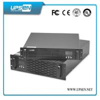 Buy cheap 3U Rack Mount UPS Uninterrupted Power Supply For Home , Long Backup Time product