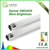 China Cold White 6000-6500K 2 feet T8 LED Tube with very strong lumen SMD2835 wholesale