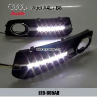 Quality AUDI A4 A4L B8 DRL module LED Daytime Running Light sale led running lights for sale