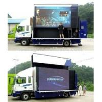 Buy cheap Advertising LED Van Mounted on Truck product