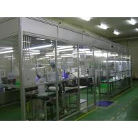 Buy cheap Hand Wall Clean Room Clean Booth product