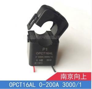 Transformador corriente de alta frecuencia de OPCT16AL que cambia el cargador del inversor 0~200Khz para 0~200A