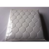 China Bamboo Waterproof Quilted Mattress Protector Organic Customized Size on sale