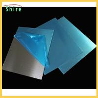 Buy cheap Blue Color PE Protection Film For Stainless Steel Sheet Blue PE Protection Film product