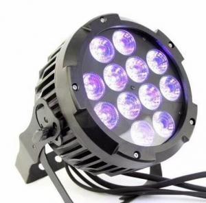 China 12 pcs * 18 Watt 6 in 1 RGBWA UV Outdoor LED Wash / Waterproof LED Par Lights on sale