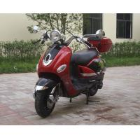 Buy cheap Electric / Kick 150cc Gas Powered Scooters For Adults With Front Disc Rear Drum product