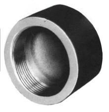 forged UNS N08904 threaded cap